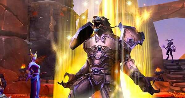 reduction de l'experience requise pour le leveling au patch 8.1