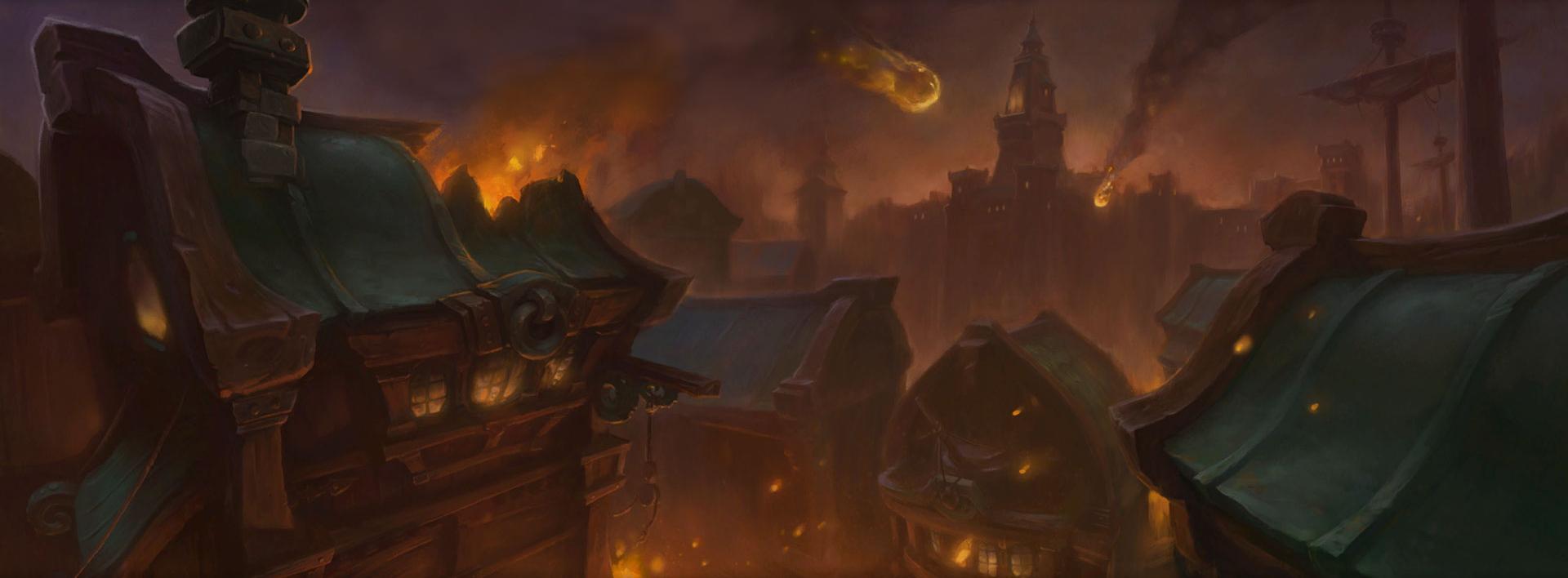 Le donjon mythique Siège de Boralus se débloque côté Alliance grâce à la suite de quêtes La Fierté de Kul Tiras