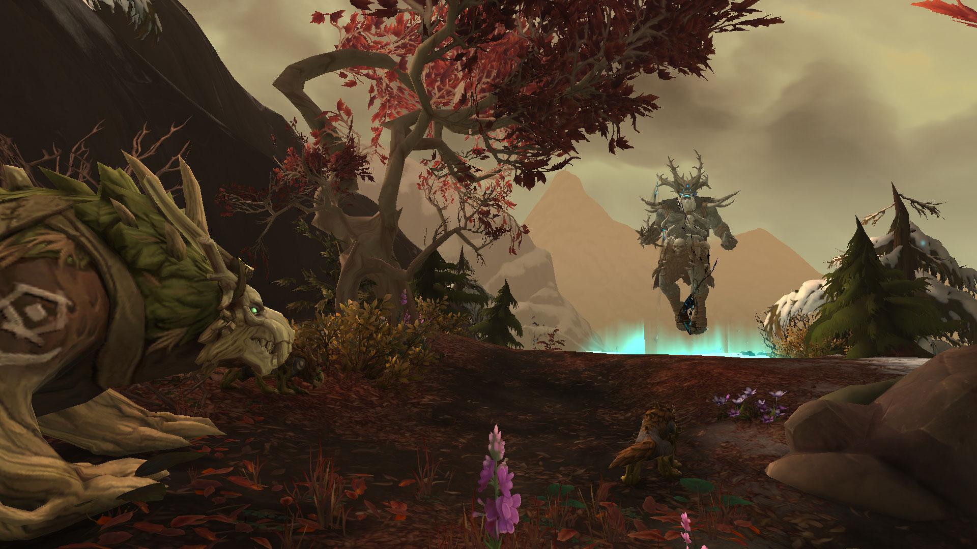 Ulfar et les Parlépines Kultirassiens sont attaqués par Gorak Tul et ses serviteurs