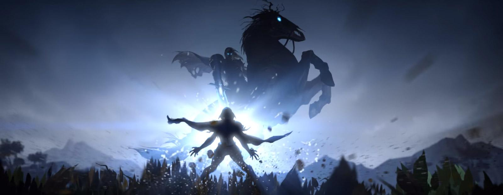 Arthas a tué Sylvanas pour la faire revenir comme Banshee