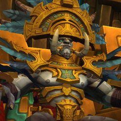 Faction Empire zandalari WoW