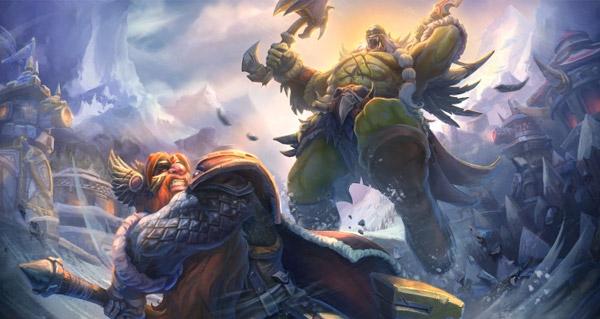 heroes of the storm : yrel, map alterac et skins horde et alliance