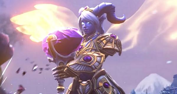 Heroes of the Storm : tout savoir sur Yrel, le nouveau hérostank