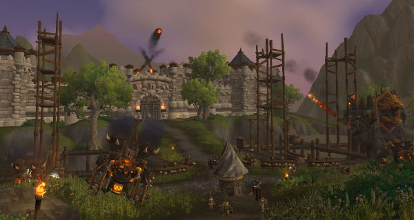 battle for azeroth : activation des fronts de guerre sur la beta