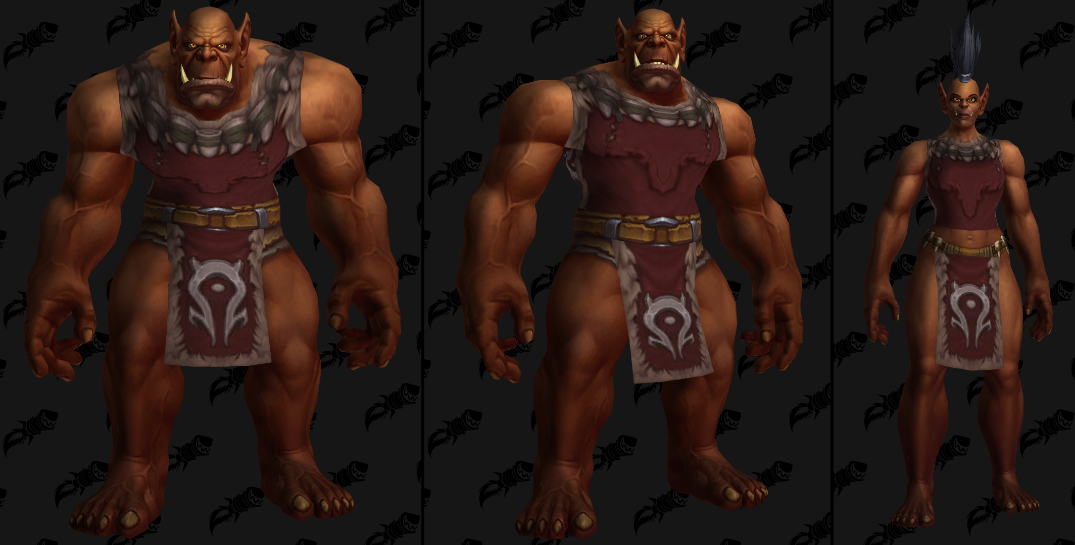 Tabard des clans Mag'har