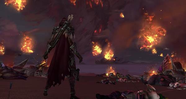 cinematiques battle for azeroth : sombrivage, katherine portvaillant et mag'har