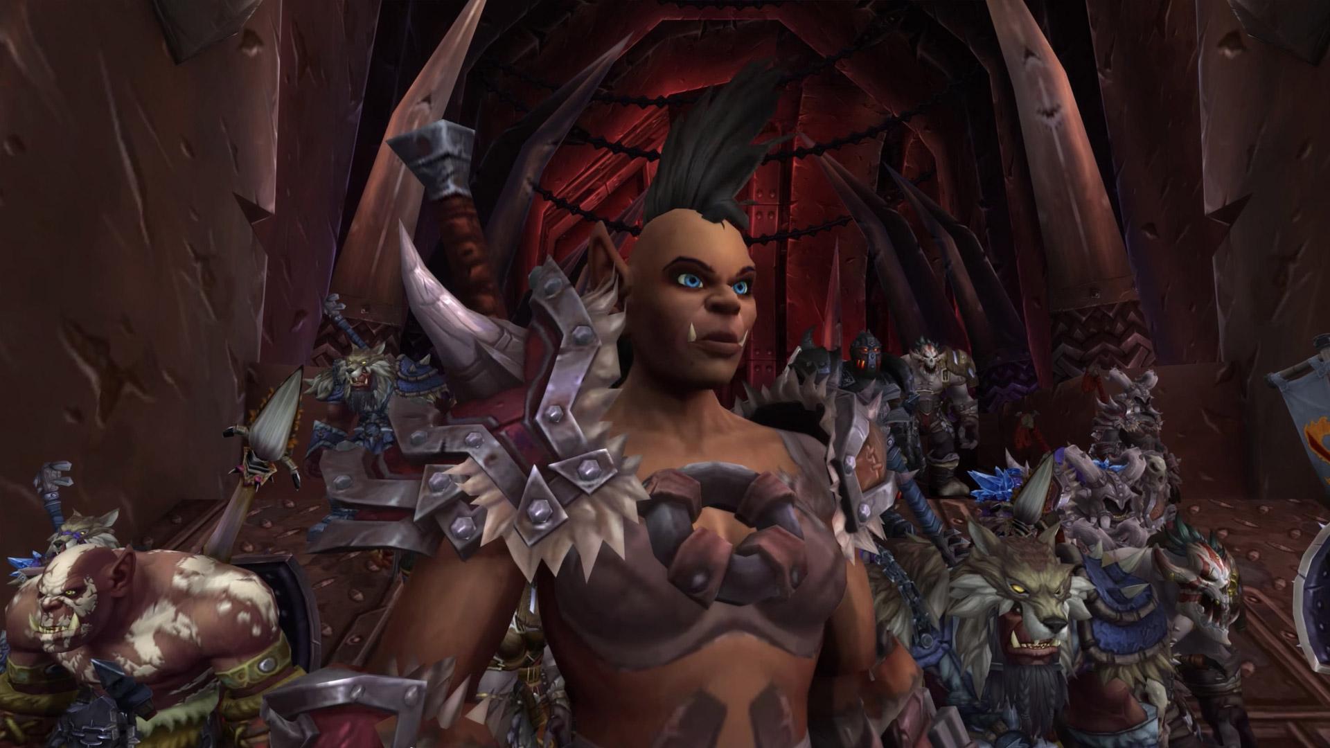 Les Mag'har sont la première race alliée de la Horde à Battle for Azeroth
