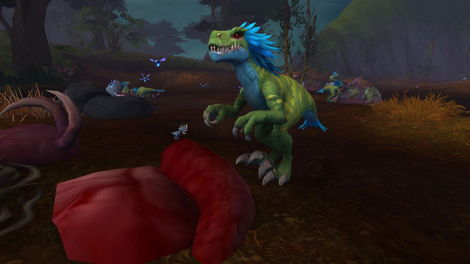 Affrontez les créatures de Zuldazar