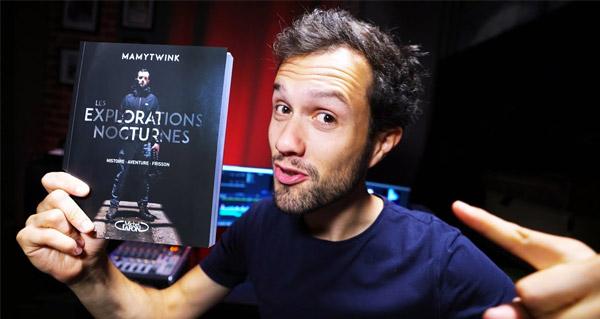 les explorations nocturnes : le livre de mamytwink
