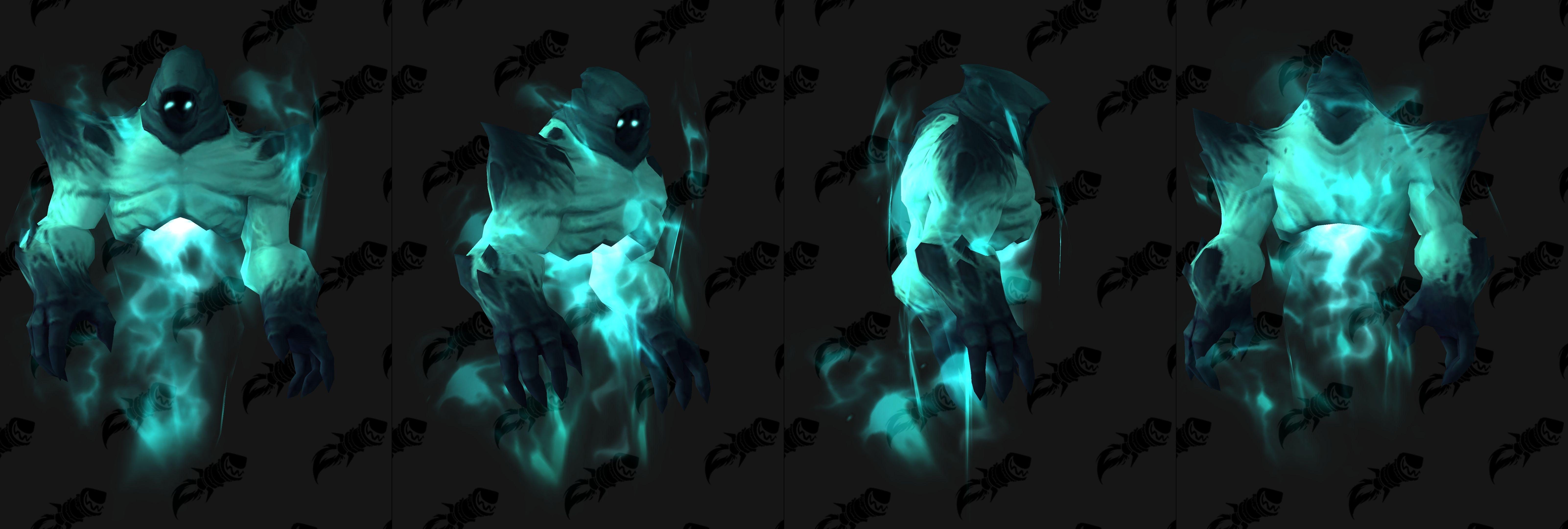 Modèle d'élémentaire fantôme
