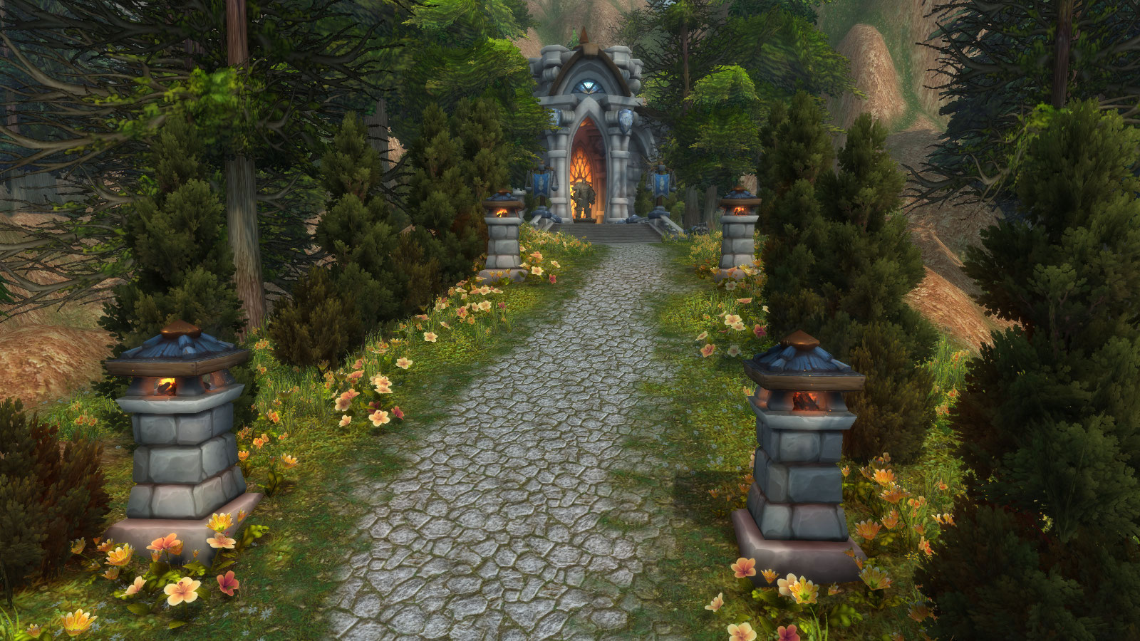 Le tombeau d'Uther a été mis à jour sur BFA