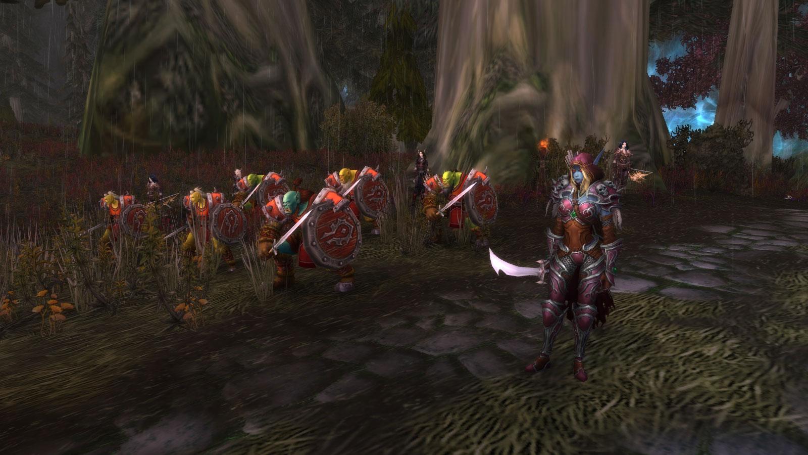 La Horde s'apprête à envahir Sombrivage