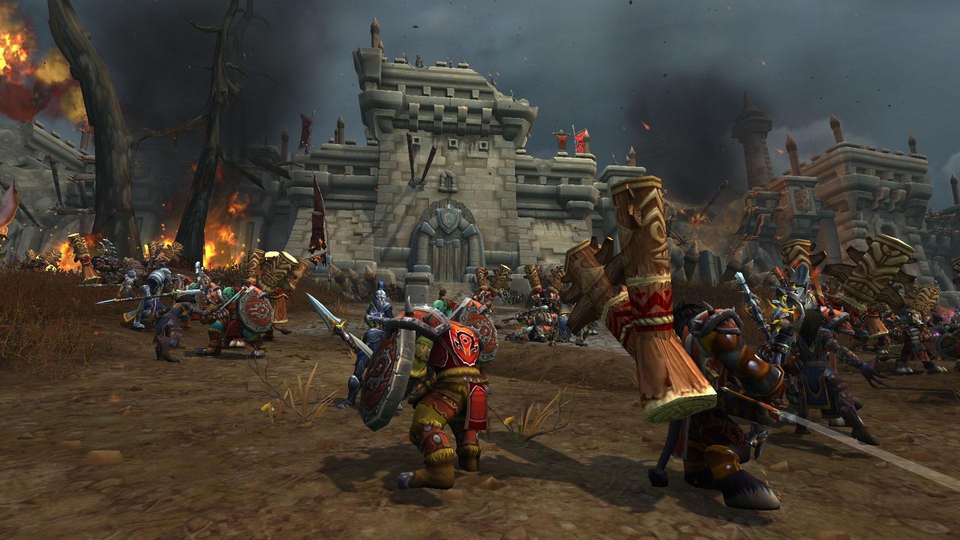 Bataille de Lordaeron
