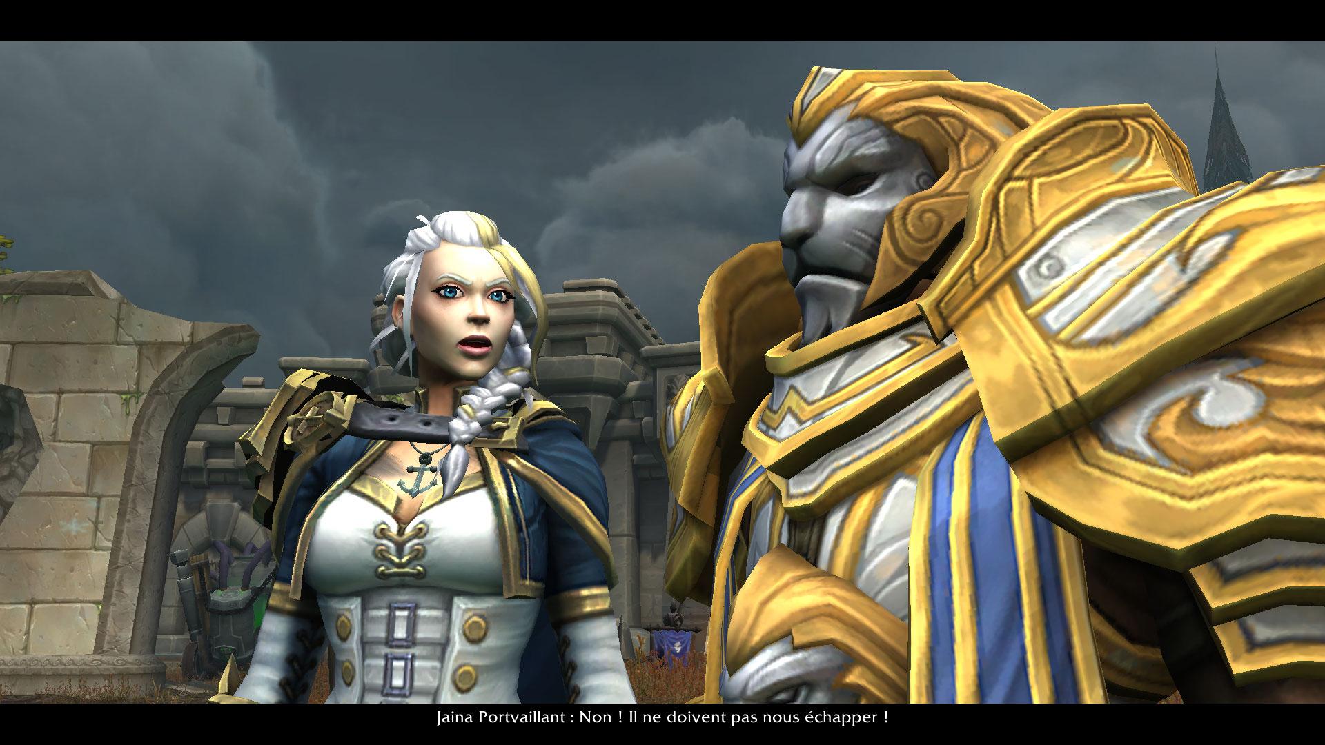 Bataille de Lordaeron - Extrait d'une cutscene