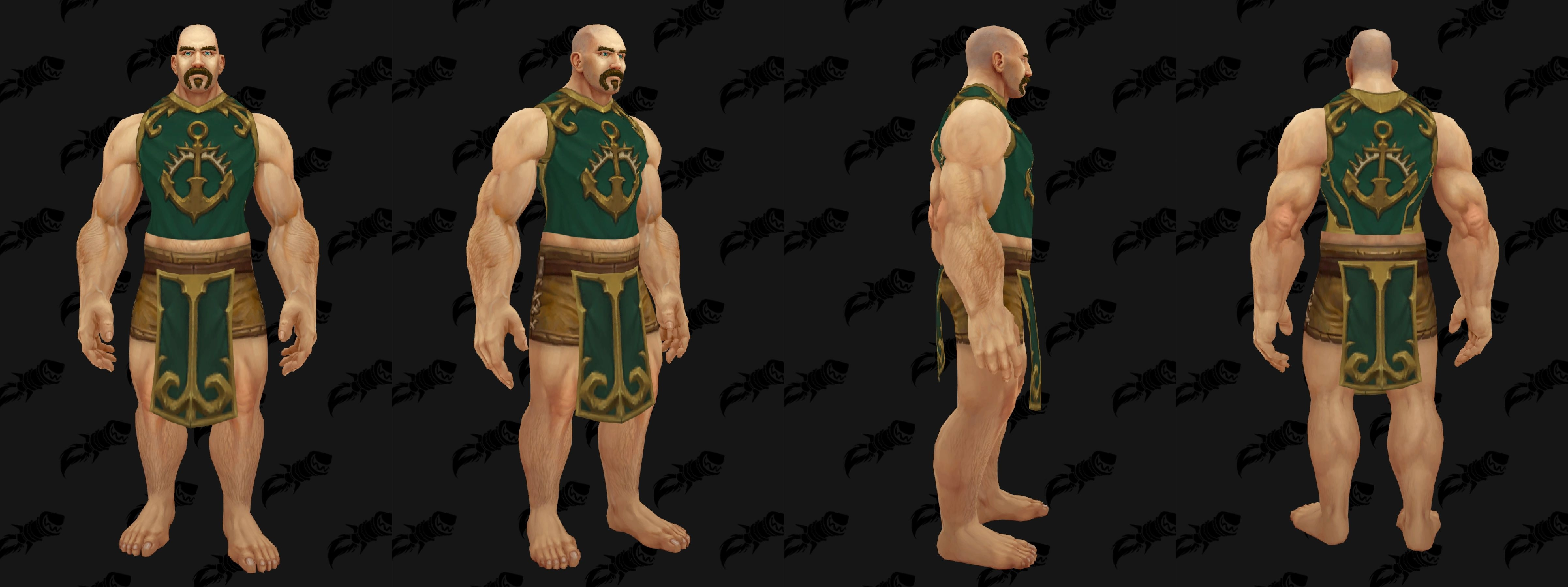Tabard de Honorbound dans Battle for Azeroth