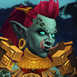 Race alliée Troll zandalari WoW