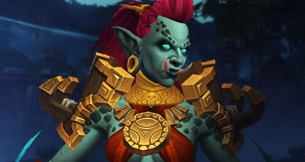 troll zandalari : race alliee battle for azeroth