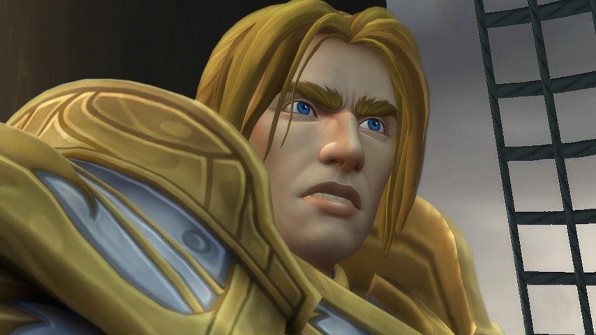 Anduin Wrynn, haut roi de l'Alliance