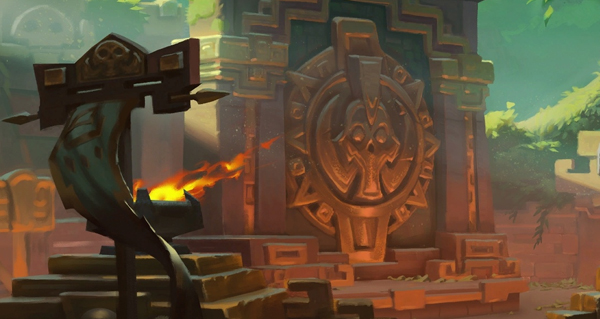 battle for azeroth - build 26567 : uldir, nouvelle carte du monde et ecrans de chargement