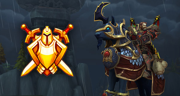 battle for azeroth : nouveau systeme de grades en pvp