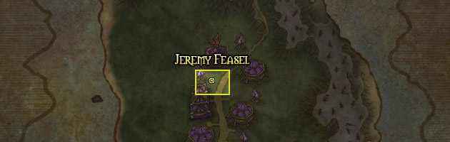 Jeremey Faesel vous attend sept jours par mois à la Foire