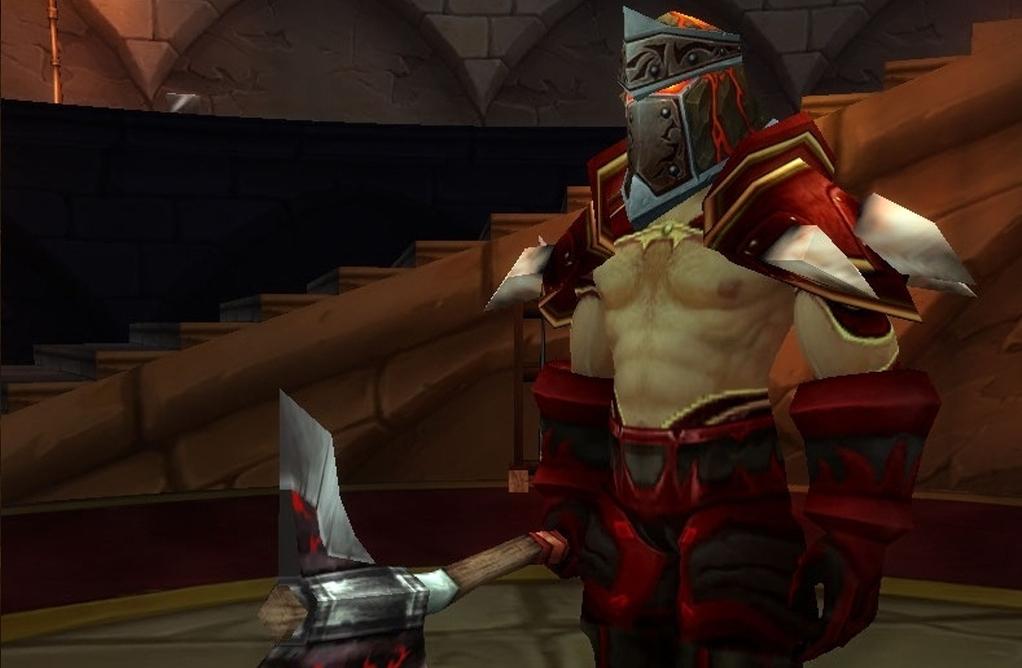 Maître d'armes Halan