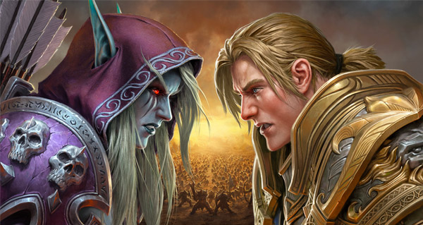 concours battle for azeroth : 60 cles beta a gagner !