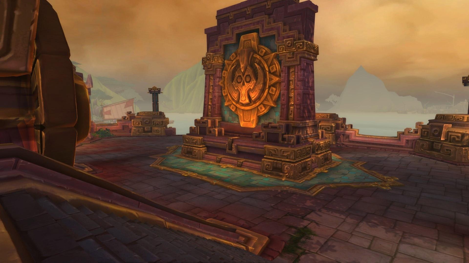 La guilde des duellistes à Zandalar