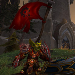 Mode guerre Battle for Azeroth