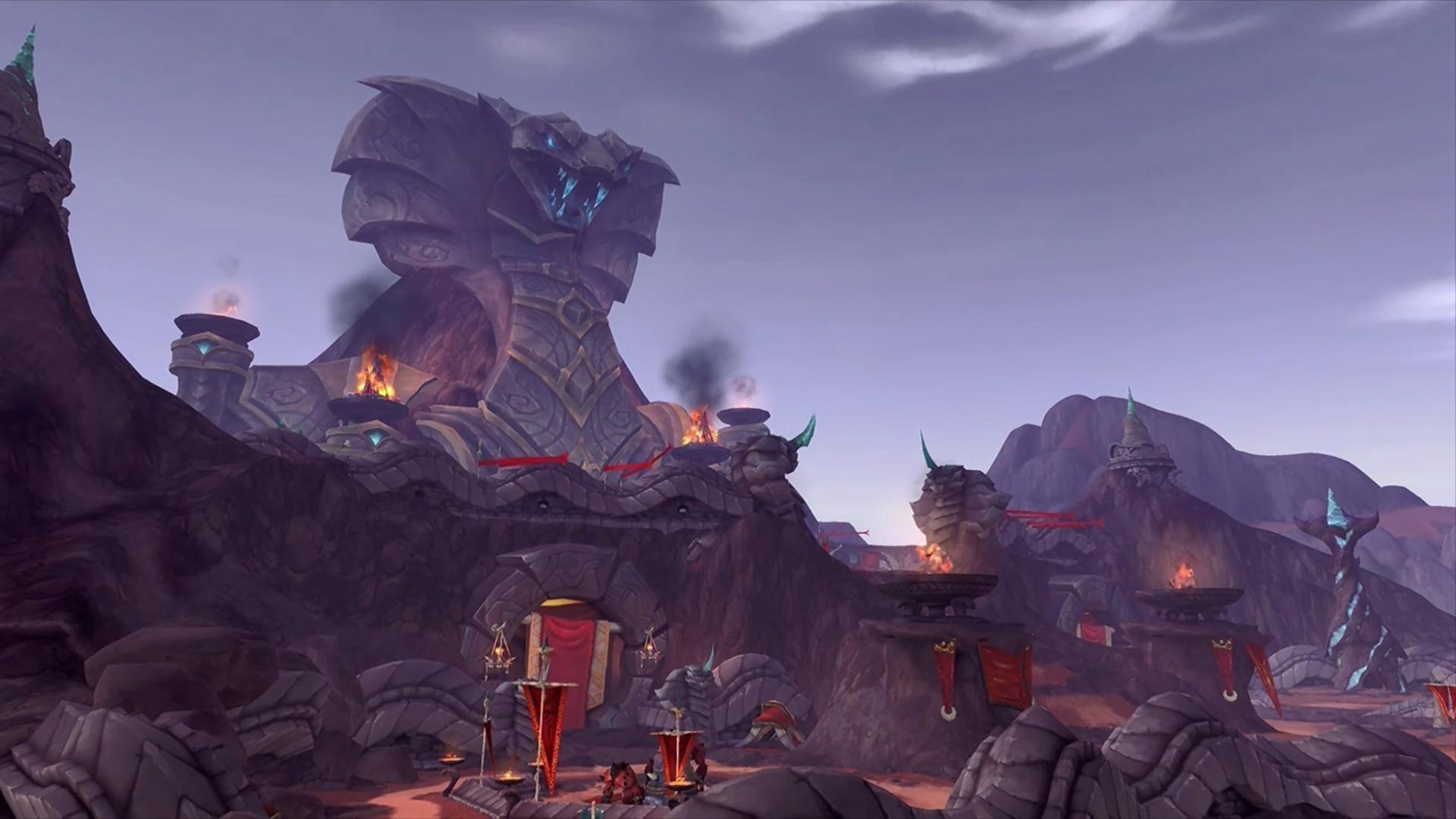 Certains donjons ont moins de mobs mais des événements comme dans le Temple de Sephraliss