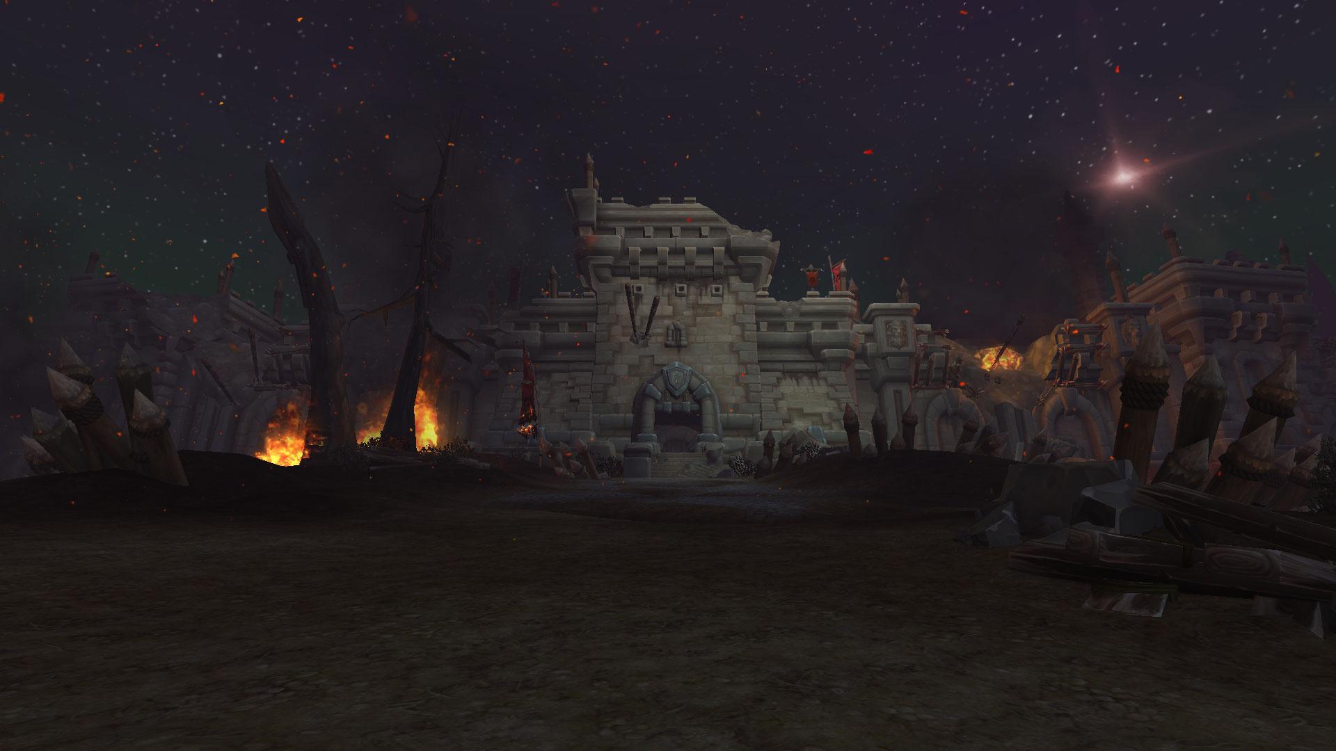 La Bataille de Lordaeron sort environ une semaine avant Battle for Azeroth