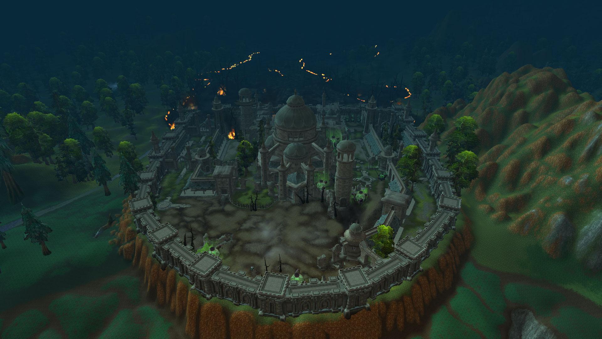 Ruines de Lordaeron
