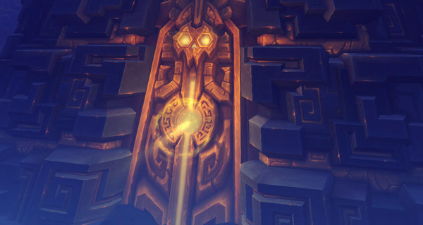 les trefonds putrides : guide du donjon battle for azeroth
