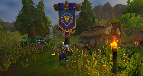 battle for azeroth : les fronts de guerre en test le 25 mai des minuit