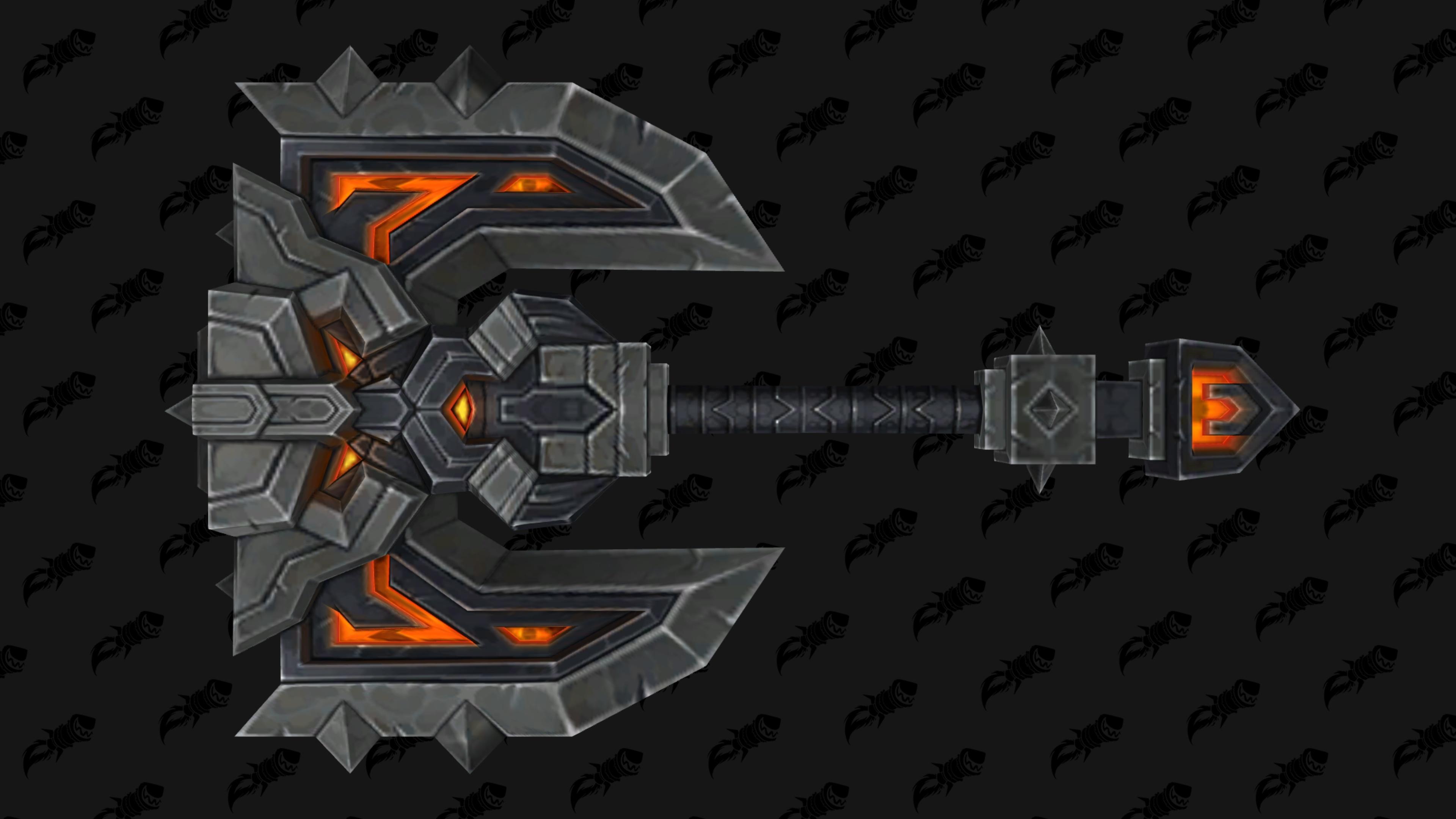 Une nouvelle arme a pu être dataminée dans Battle for Azeroth