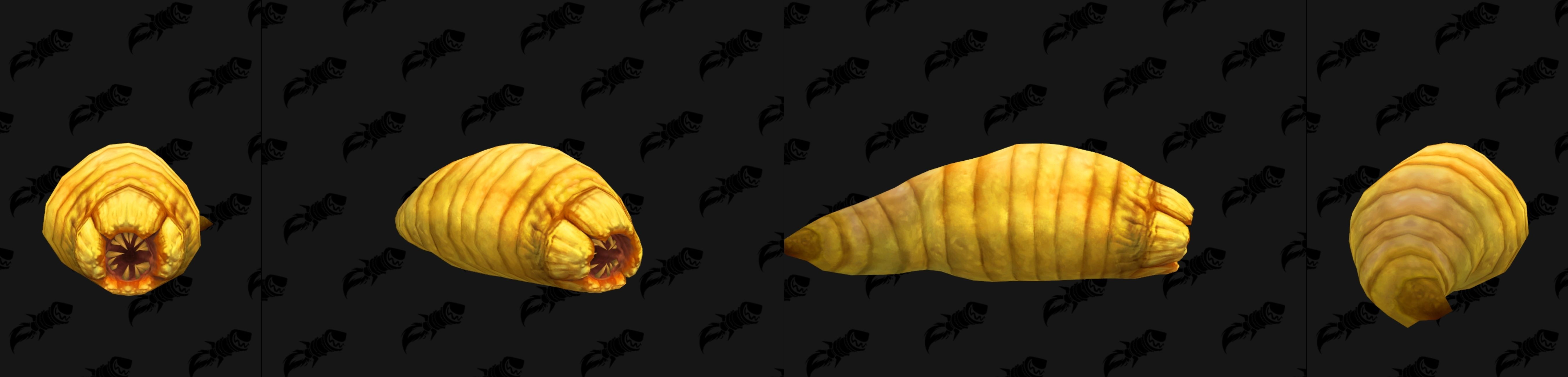 Larve coloris jaune dans Battle for Azeroth