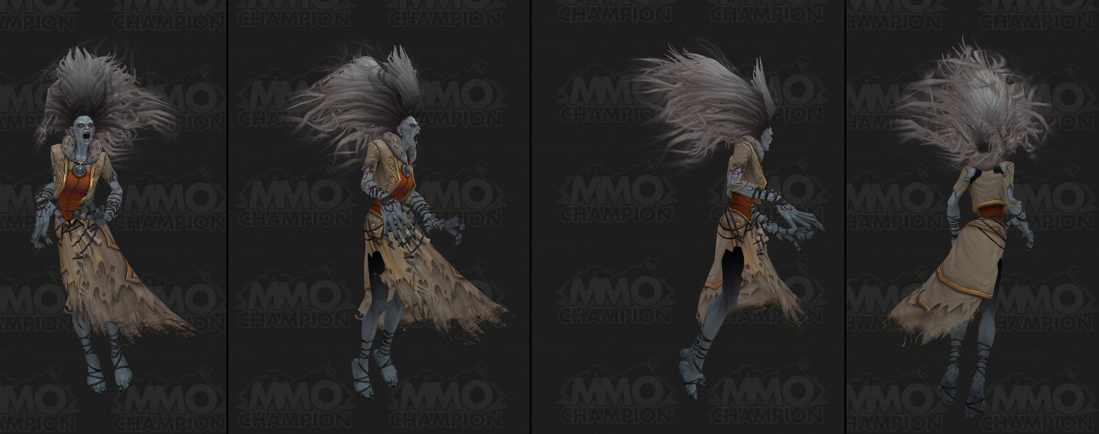 Nouveau modèle de créature dans Battle for Azeroth