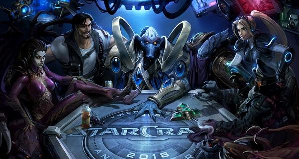 anniversaire starcraft 20 ans : obtenez des bonus en jeu pour toutes les licences