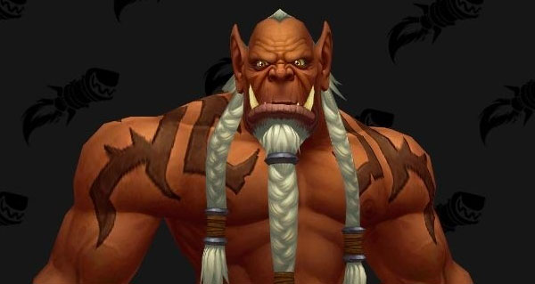 orcs releves : les premiers modeles datamines dans battle for azeroth