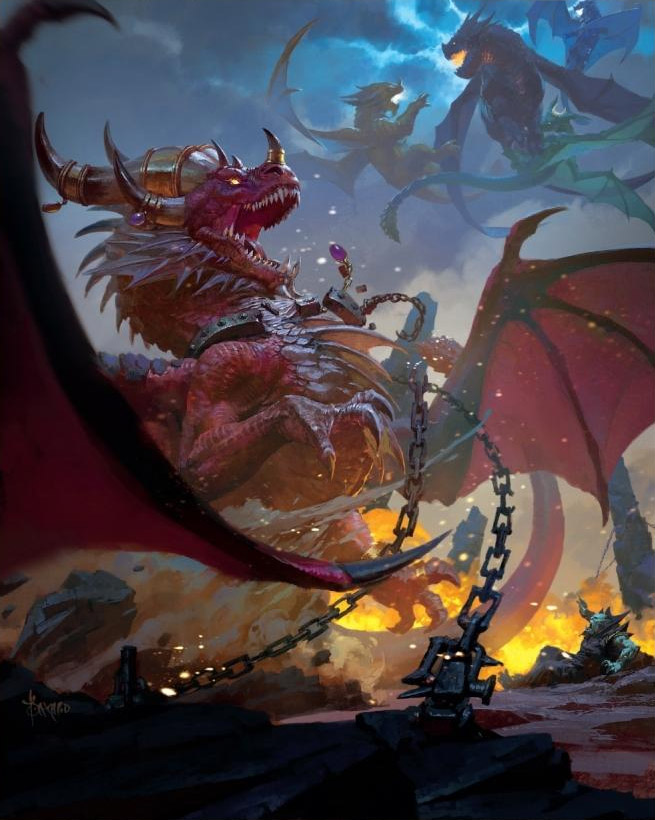 Alexstrasza - Warcraft chroniques volume 3