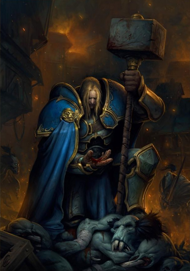 Arthas Menethil - Warcraft chronique volume 3