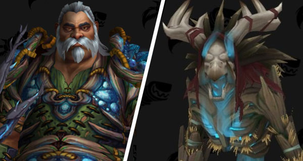 Top Wow Druid Races - Noble Wallet