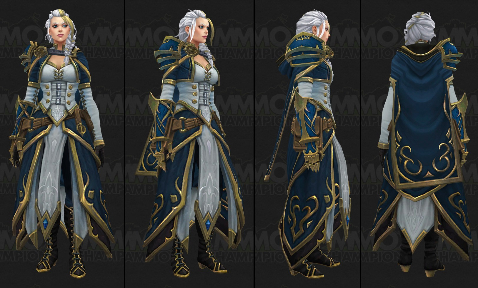 Le modèle de Jaina Portavaillant dans Battle for Azeroth