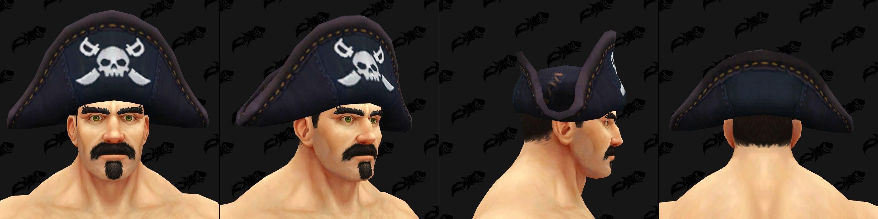 Chapeaux de Kul Tiras - Modèle 2
