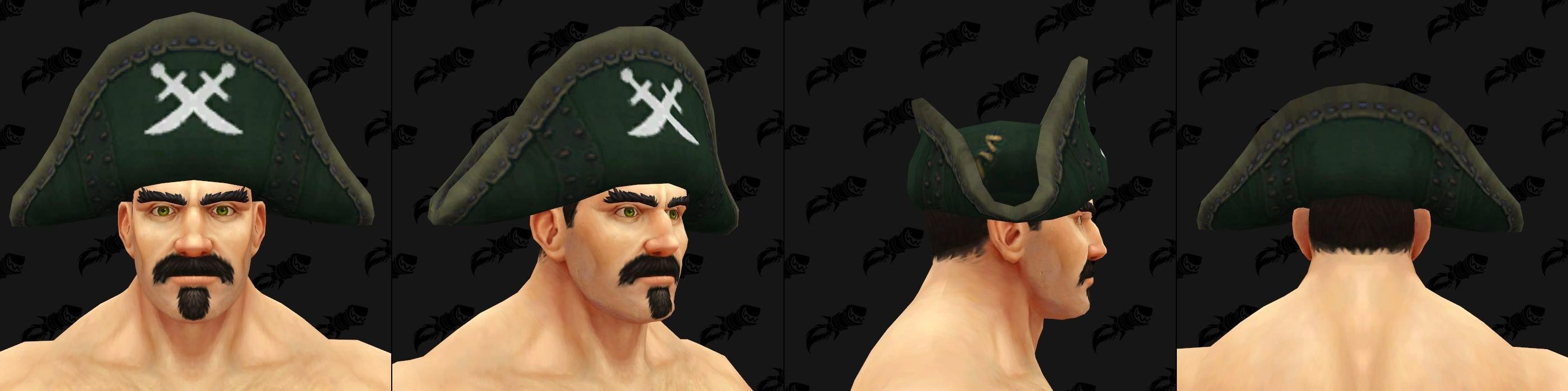 Chapeaux de Kul Tiras - Modèle 5