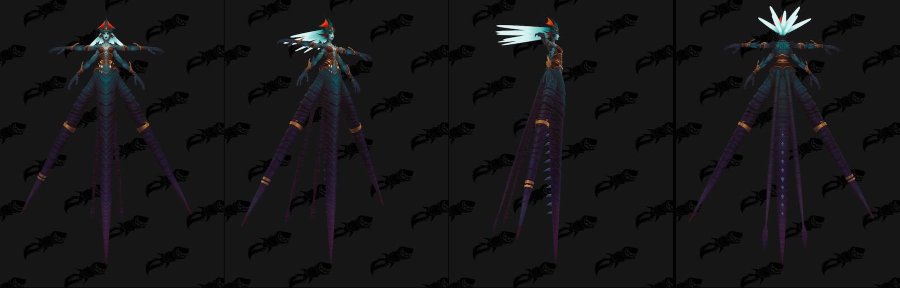 La reine Azshara sera le boss final d'un raid de Battle for Azeroth