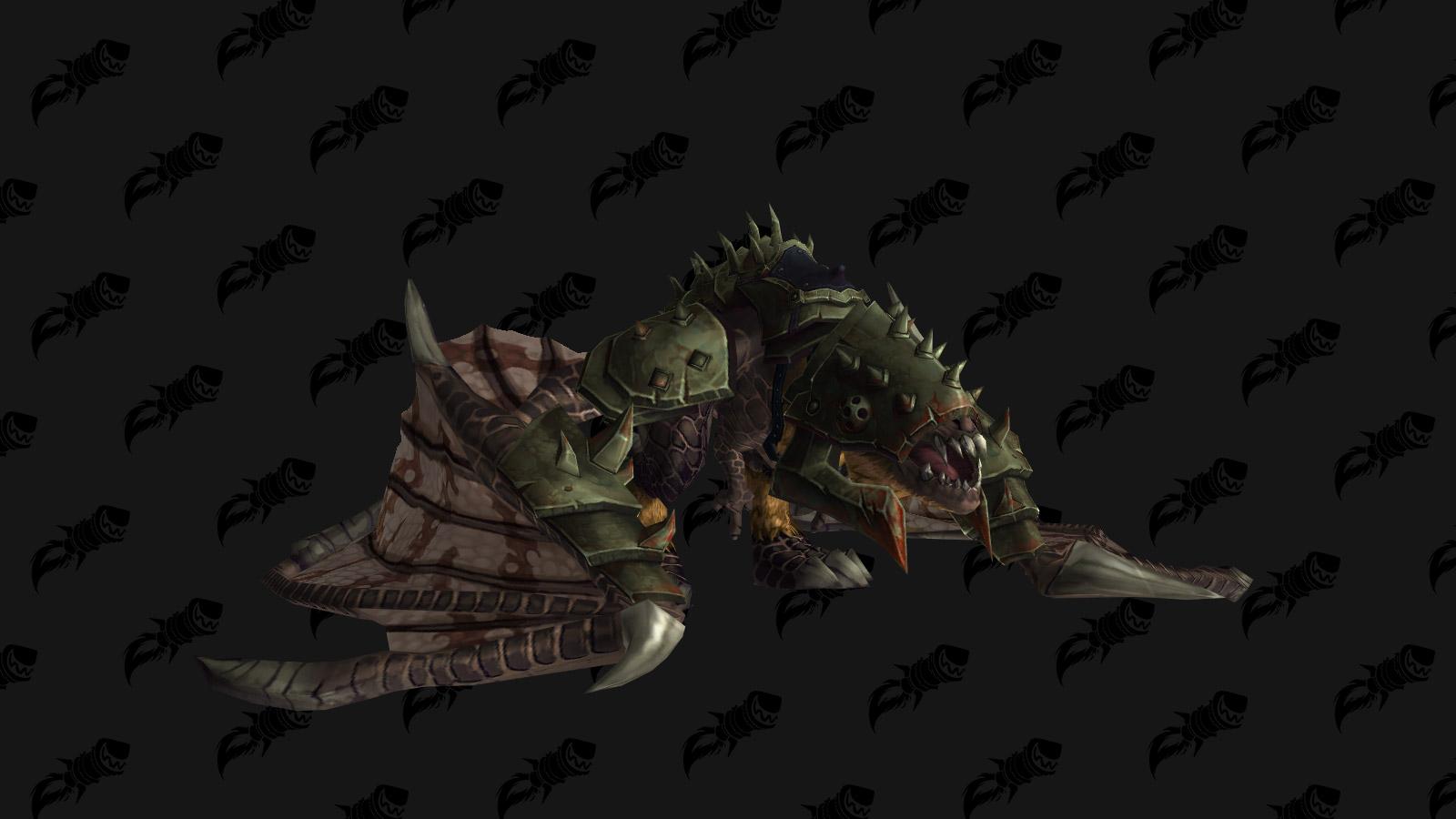 La monture Proto-drake du gladiateur pâle est une monture PVP de l'extension Battle for Azeroth