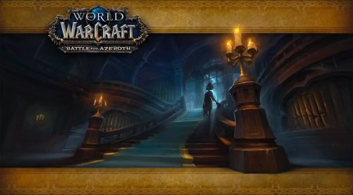 Image de Ecrans de chargements et cartes Battle for Azeroth