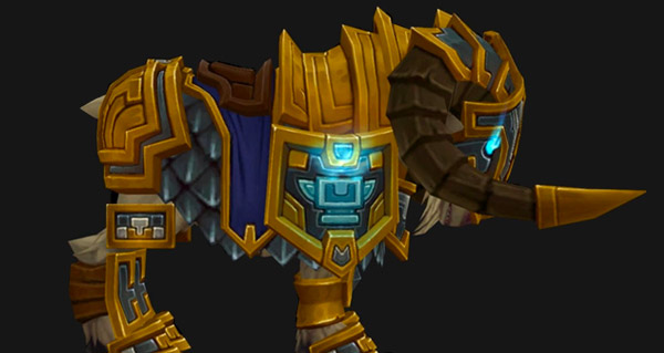 battle for azeroth - build 26287 : modeles de creatures et ecrans de chargement