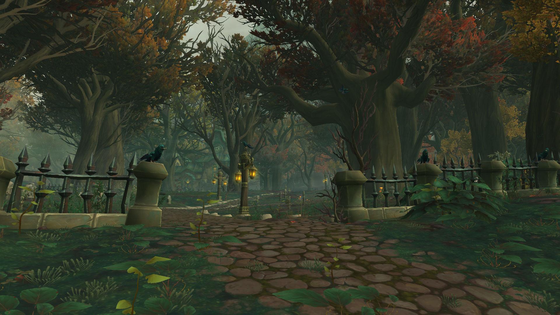 Entrée principale du cimetière de Tertrebois